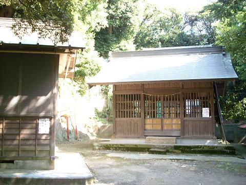 駒形神社~鎌倉市寺分C