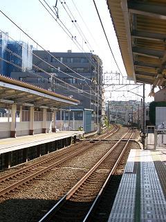 相鉄の上星川駅G