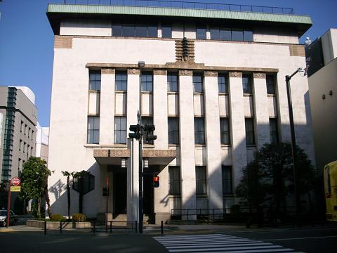 旧 横浜銀行集会所B