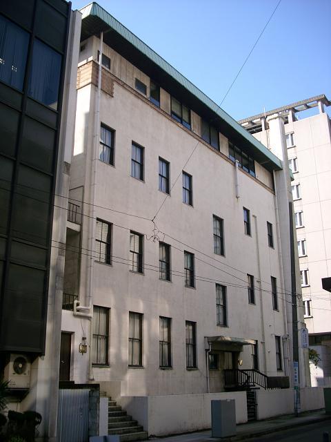 旧 横浜銀行集会所O
