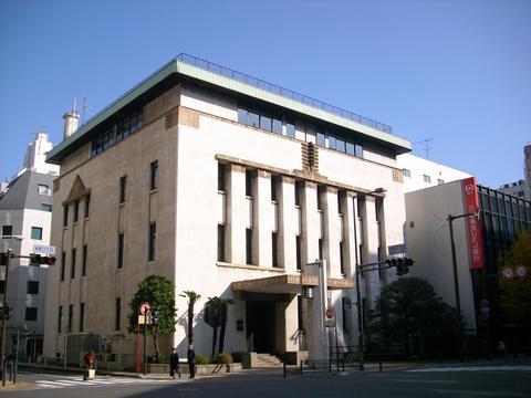 旧 横浜銀行集会所T