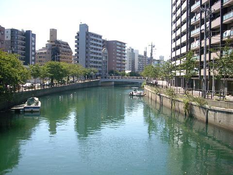 大岡川の黄金橋H