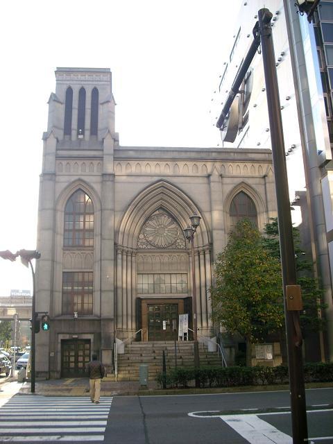 横浜指路教会~横浜市中区D