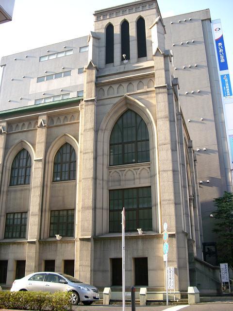 横浜指路教会~横浜市中区K