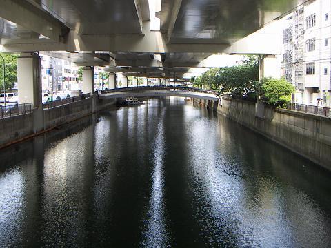 堀川の前田橋 E