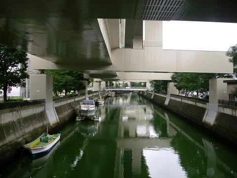 中村川の東橋B