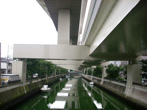中村川の万世橋G