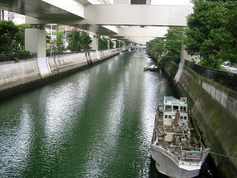 中村川の三吉橋D