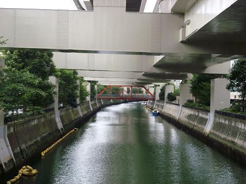 中村川の三吉橋E