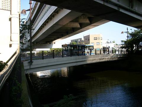 中村川の睦橋A