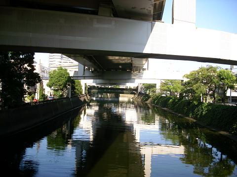 中村川の睦橋D