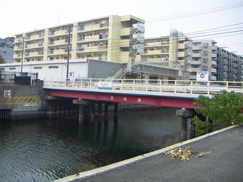 新山下運河の美晴橋 G