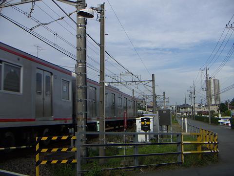相鉄の二俣下川駅跡 B