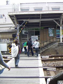 京急の鈴木町駅 H