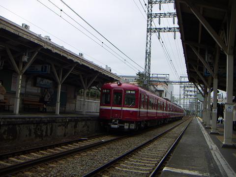 京急の鈴木町駅