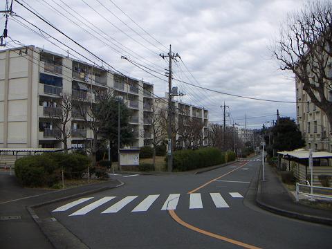 都公社高ヶ坂住宅 C
