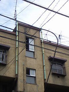 同潤会上野下アパート D