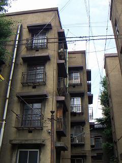 同潤会上野下アパート I
