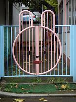 ウサギの門
