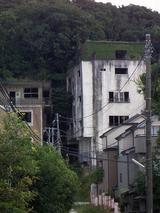 廃墟なアパート