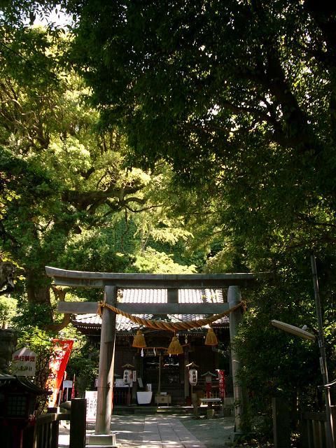 八雲神社~鎌倉市A