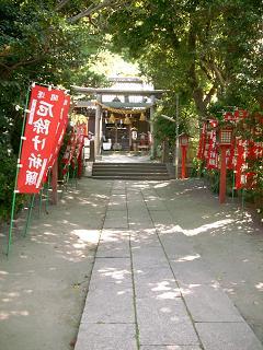 八雲神社~鎌倉市B