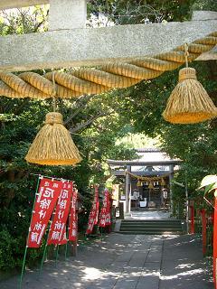 八雲神社~鎌倉市K