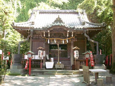 八雲神社~鎌倉市H