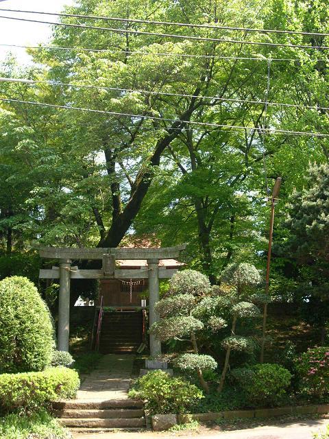 野塩八幡神社A