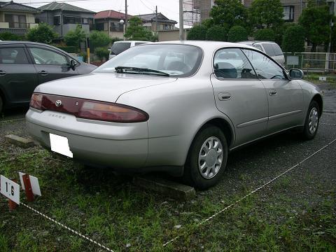トヨタ・カローラ セレスA