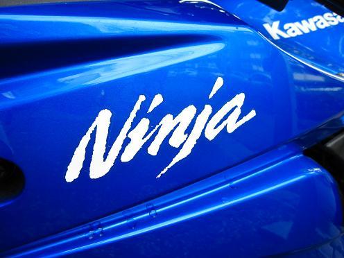 ニンジャのロゴ