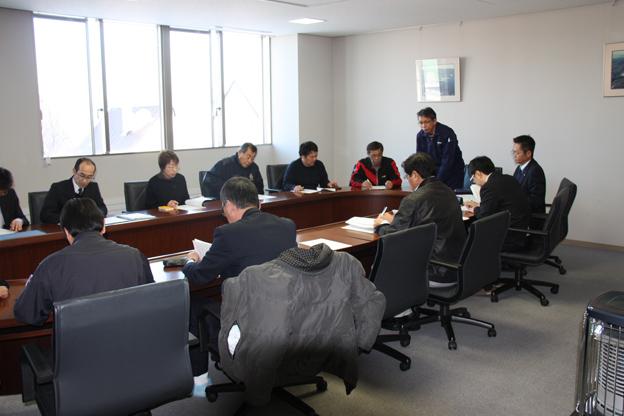 20131203歩くスキーの集い実行委員会が開催