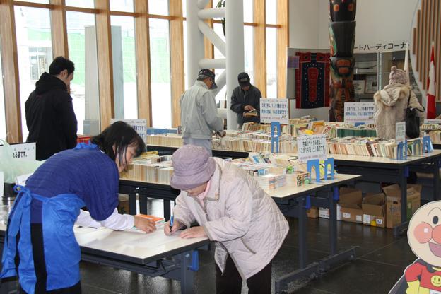 20131207図書館フェスティバル