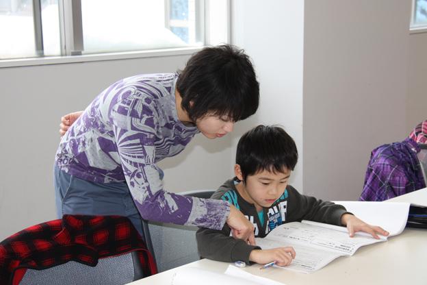 20130110学習サポート事業「明日萌」