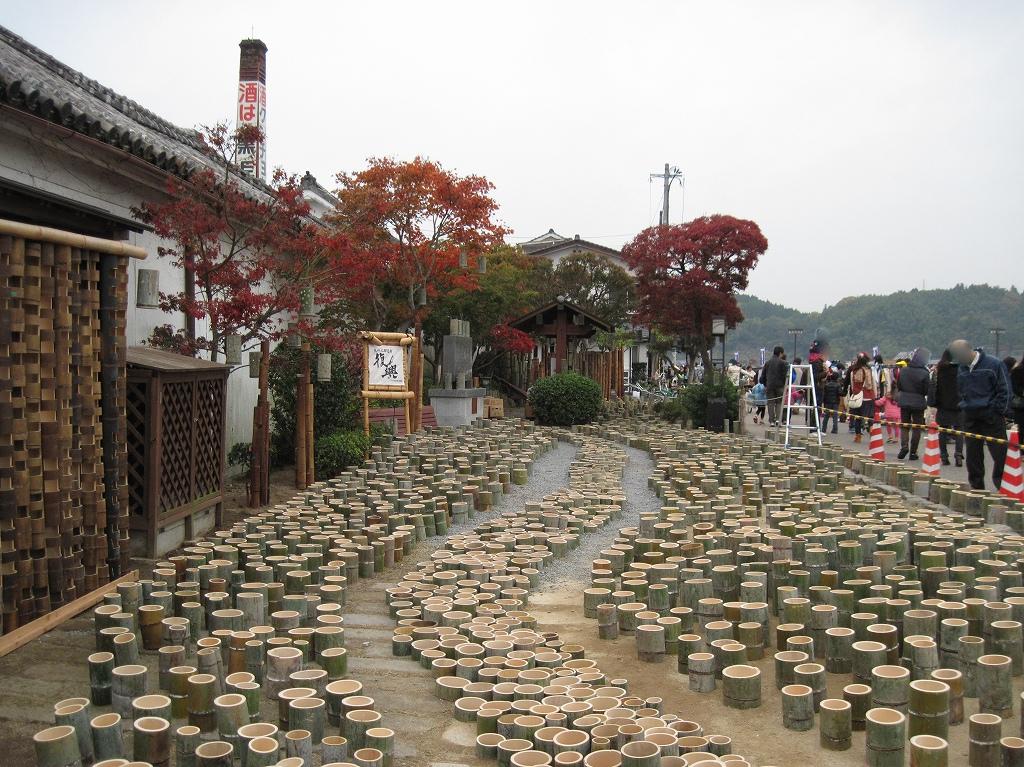 日田の町並み1