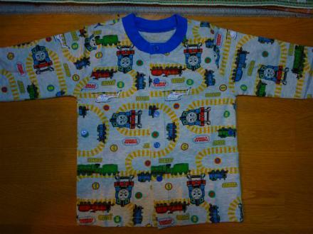 トーマスパジャマ長袖