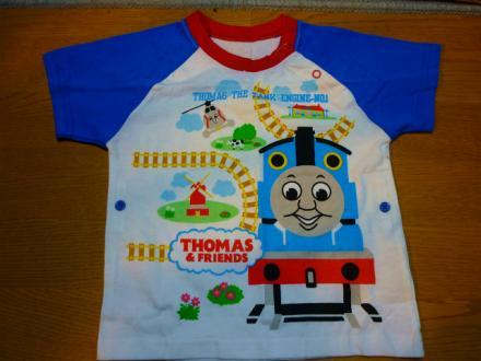 トーマスパジャマ半袖