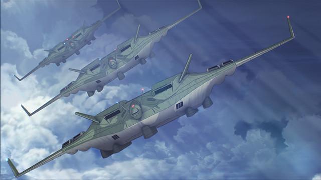 ファフナー EXODUS 01 核投下機
