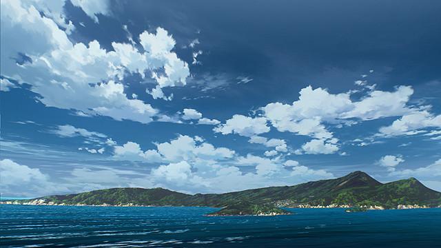 ファフナー EXODUS 01 竜宮島