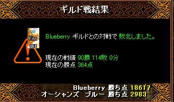 2月5日「Blueberry」