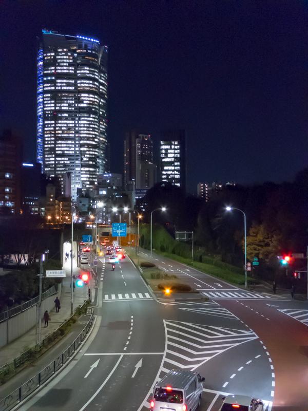 夜景試し撮り