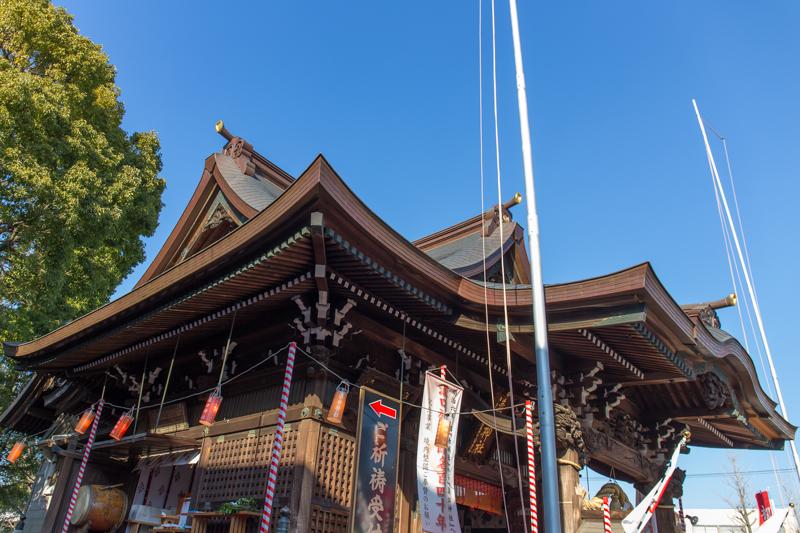 溝の口神社
