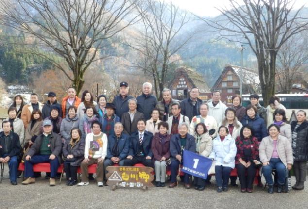 飛騨旅行1