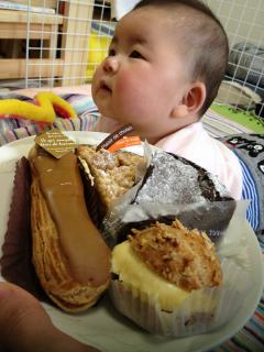 0.5bairthday cake