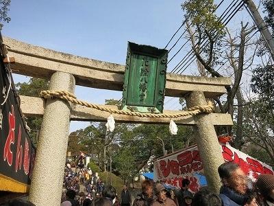多井畑厄除八幡宮(2)