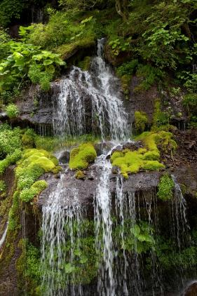 吐龍の滝2