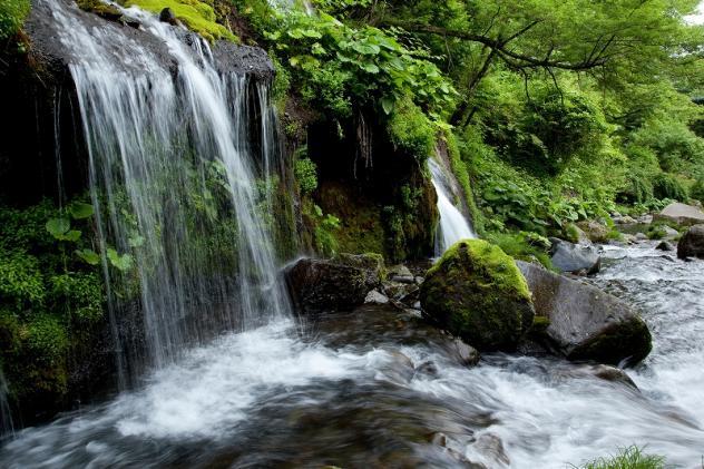 吐龍の滝7