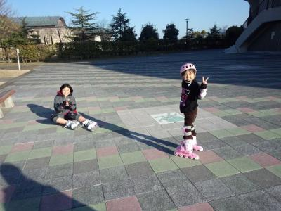 ローラースケート (2)