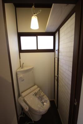 101号室トイレ