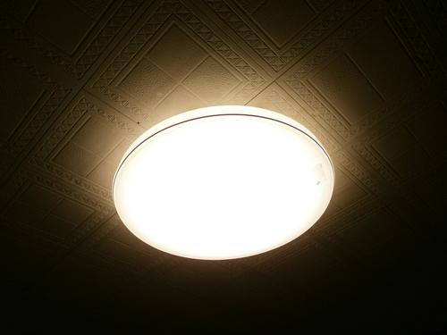 宇部市善和 Y様邸 東芝LEDシーリングライト LEDH82106-LC 取付